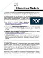 International Students Guide 2015