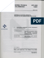 Norma ISO14000 Español