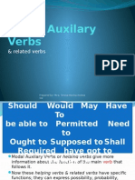 Modal Auxilary Verbsclass2