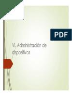Administracion de Dispositivos Unidad4