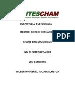 Desarrollo Sustentable Ciclos Biogeoquimicos