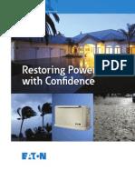 Restoring Power