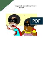 Analisis de Programa