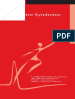 Tourette Syndrome Brochure
