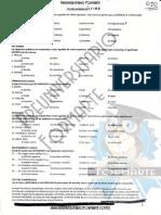 Examen SENESCYT - Preuniversitario Formarte - Quito - Cayambe - EnES - SNNA