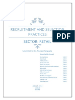 Group 2 Retail Sector Case