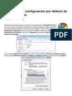 Restablecer La Configuracion Por Defecto de Google Chrome 10474 Niwqro