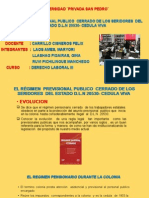 Derecho Laboral III Diapositivas