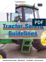 Tractor Safety manual