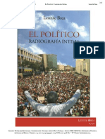 Leonte Brea -El Politico Radiografía Íntima