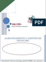 XML en Oracle 10g