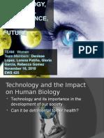 Technology, Artificial Intelligence-Team Women Week 8