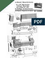 KC-1640ML Service Manual