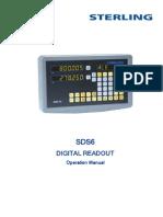 Manual Sds6