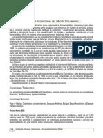 Caracterización de Los Ecosistemas Del Macizo Colombiano