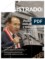 Revista El Magistrado