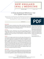A Cluster-Randomized Effectiveness Trial Vi Vaction