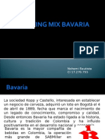 Marketing Mix Bavaria