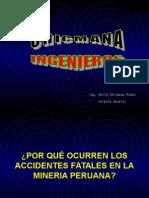 Por Qué Ocurren Los Accidentes Fatales en La Mineria Peruana