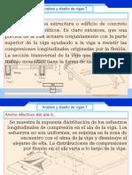 DISEÑO DE VIGAS T