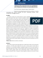 Latrodectus Mactans Baculovirus