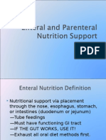 01 Enteral and Parenteral Nutrition Support PSIK UMM.ppt