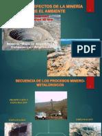 2 Cap. 02 - Efectos de La Mineria Sobre El Ambiente 2015