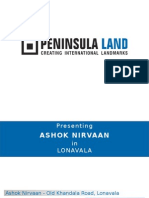Ashok Nirvaan - 4 BHK Villas in Lonavala