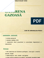 GANGRENA   GAZOASĂ