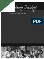 NCERT Class 11 Sociology Part 1