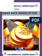 Mcx Commodity News 04 Jun 2015