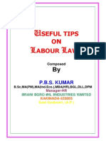 Useful Tips on Labour Laws