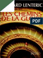 Bernard Lenteric - Les Chemins de La Gloire
