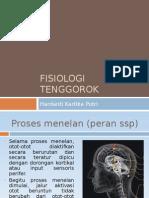 fisiologi menelan
