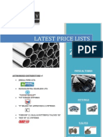 Price List Sal Items