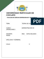 Universidad Particular