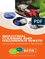 Industrial Cleaning and Hazardous Waste