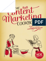 The b2b Content Marketing Cookbook
