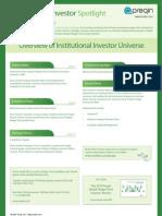 Hedge Fund Investor Spotlight_Dec2009