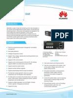 HUAWEI SMU02B Monitoring Unit Data Sheet