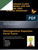 PERENCANAAN ULANG SITE JARINGAN GSM 900 DAN 1800(2).pptx