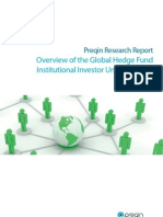 2010 Hedge Fund Investor Review Research Report