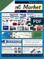 Kusadasi techno Market 2015 Broshure