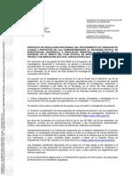 Propuesta Resolucion Provisional Proyectos Retos 2014