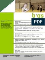 Neuerwerbungen der BGS-Bibliothek, Mai2015