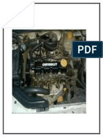 Mantenimiento de Carro de Chevrolet Chevy Comfort o Monza