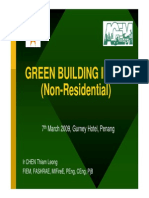CTL NOTES - Green Building Index - Non Residential