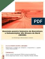 Campania de advocacy - Arcani