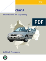 SSP 15 SKODA OCTAVIA Information on the Engineering