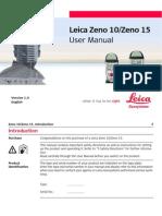 Zeno10 Zeno15 Usermanual En